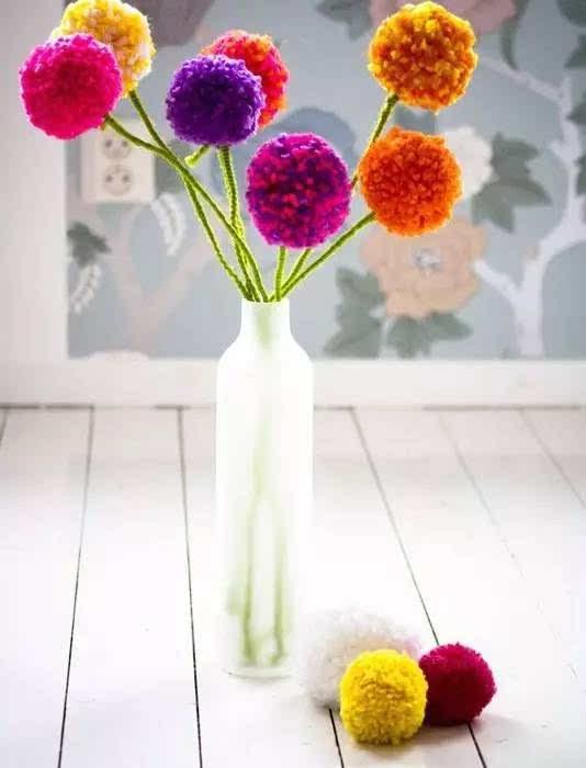 手工折纸花瓶步骤图解