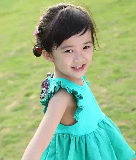 儿童发型,打造俏皮小公主图片