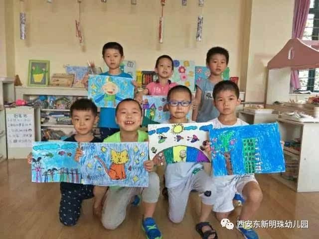 """【东新明珠幼儿园】大班毕业系列活动之——""""爱的礼物图片"""