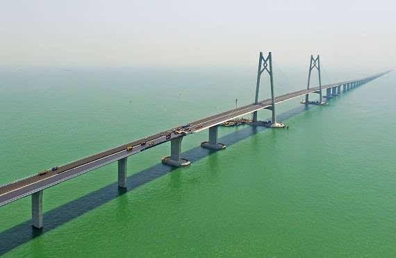好消息 港珠澳大桥海底隧道昨天贯通 江门人可以穿桥过海去港澳啦