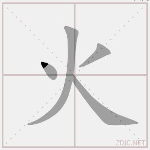 为了孩子收藏 国家正式出台汉字书写笔顺规划