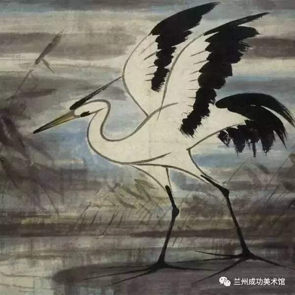 林风眠(1900—1991)现代画家,美术教育家.