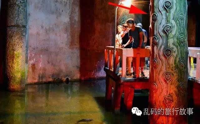 界 土耳其千年蛇妖水宫成世界最大许愿池图片