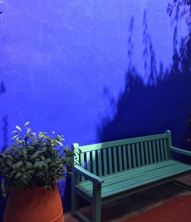 ek看世界丨法国时尚大师圣罗兰的秘密花园