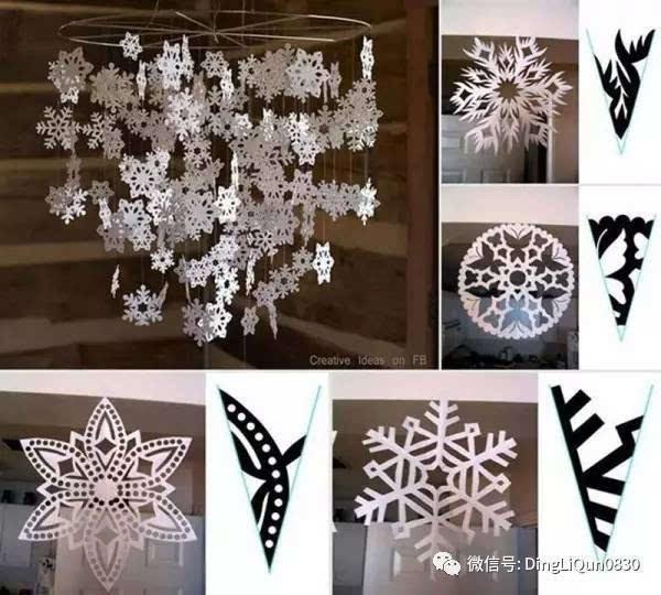 剪纸教程——蝴蝶,双喜,窗花的剪法