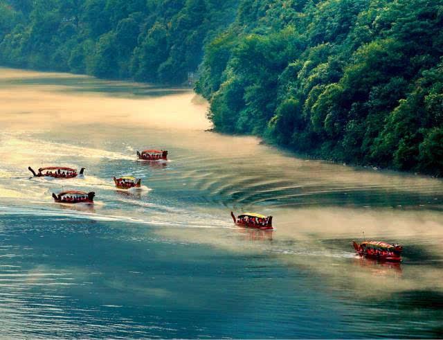 清凉17℃ 避暑到建德 船游千岛湖好运岛,神奇的灵栖洞享清凉,逛逛新叶