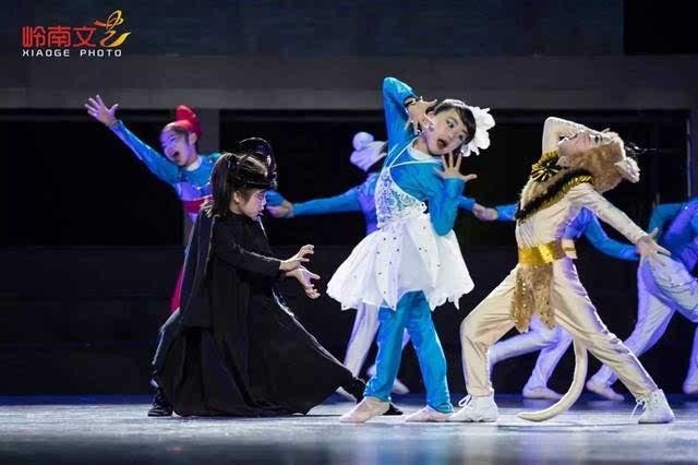 高清剧照丨我的舞蹈~我的梦 · 争做最美中国娃--2107