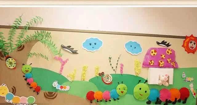 幼儿园(大,中,小)班开学主题墙,区角布置!收藏起来!