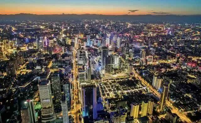 【资讯】下一个国家中心城市是谁?国家级城市群实力又