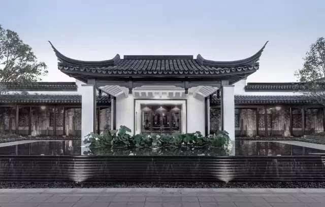 【品味建筑】中国式居住 · 八大中式宅院赏析