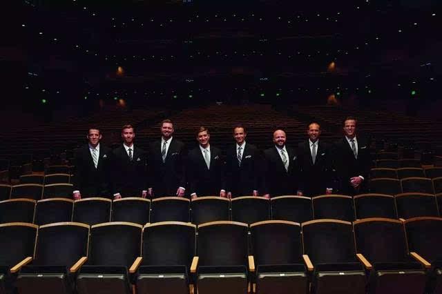 极品阿卡贝拉—美国圣歌旋律人声乐团音乐会