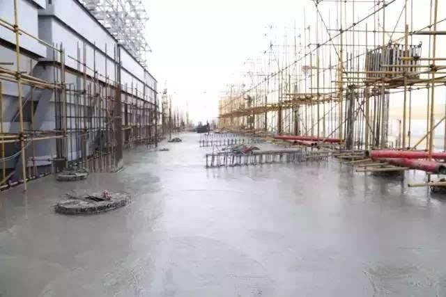 厂主厂房的重要组成部分,本工程除氧煤仓间为多层钢筋混凝土框架结构
