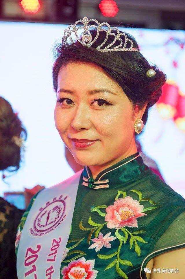 小提琴曲 女人花 ,附中国最美旗袍摄影,倾国倾城的美