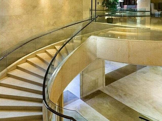 大理石楼梯踏步>实景拍摄图