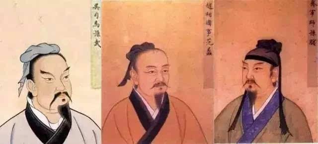 孟子荀子孔子_孔子,颜回,孟子,出自《至圣先贤像册》 宋元明三代的统治阶级画像就