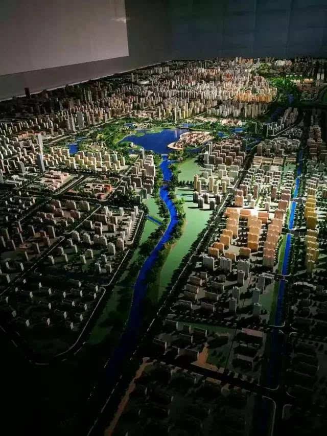 盐城市区街道平面图