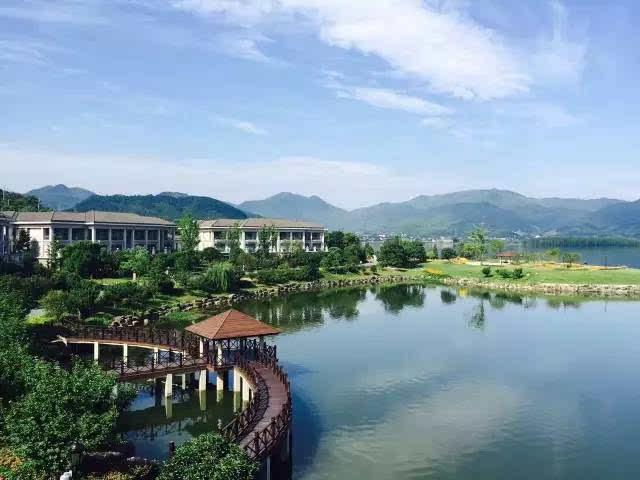 山水园林里的国宾体验 ▼ 杭州千岛湖丨山水间微酒店