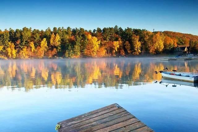【十一加拿大赏枫】枫叶大道/尼亚加拉瀑布/蜜月湖13日浪漫自驾图片