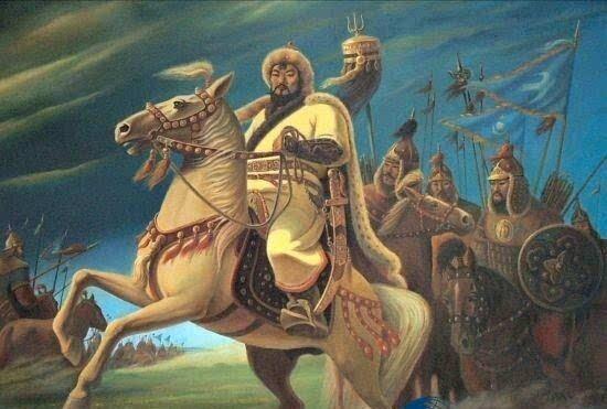 为什么蒙古帝国能横扫亚欧大陆,自己却只存在了短短的