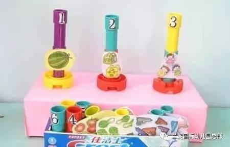 6个幼儿园玩教具制作方法,园长快拿走!图片