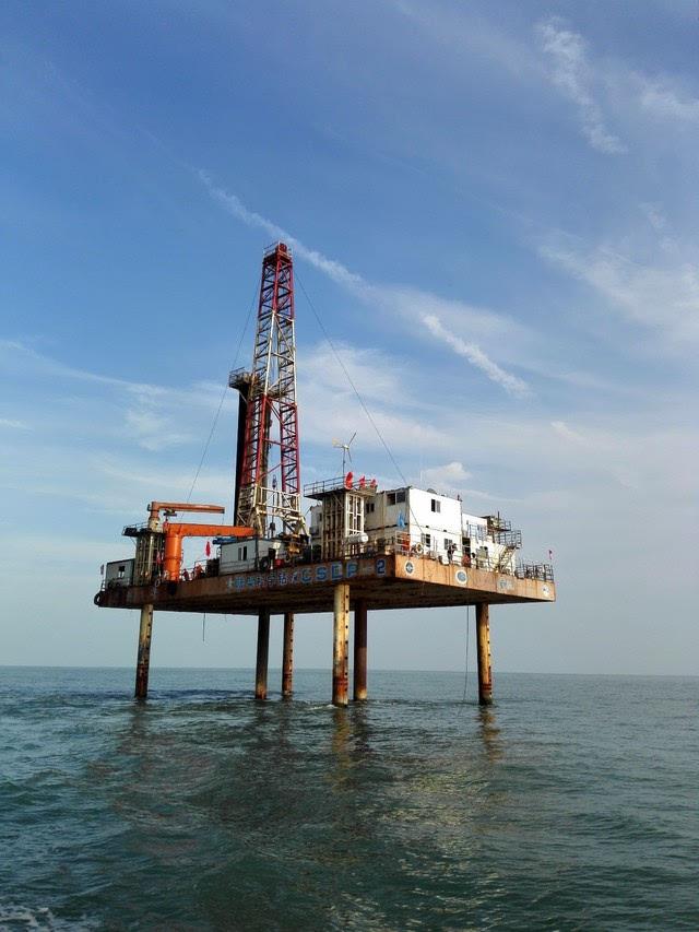 充分发挥浅海钻探施工,固体矿产勘查优势,聚焦海洋矿产资源,能源资源