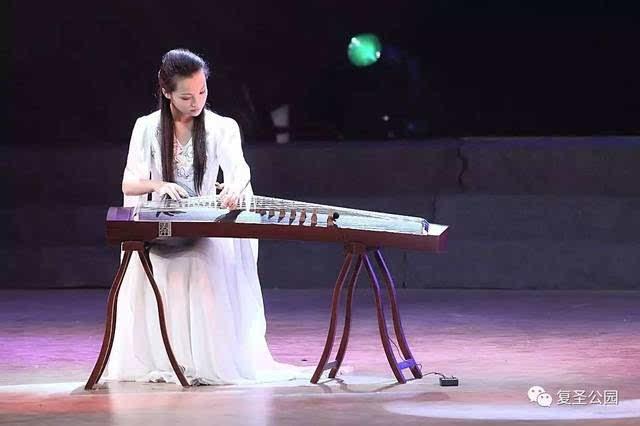古筝曲谱 礼仪之邦