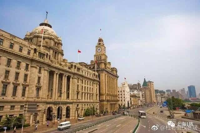 (備注:上海市黃浦區外灘風景·圖片來源于網絡)