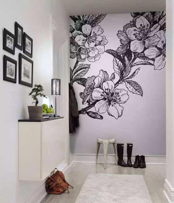 墙绘图片大全简易