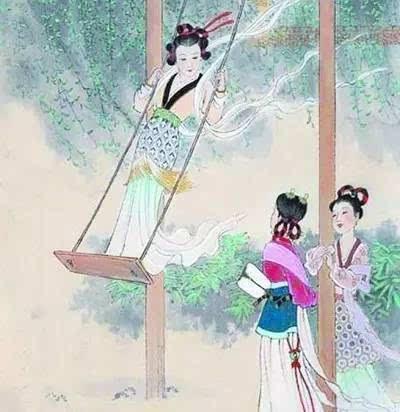 古代陪嫁丫鬟其实都是用来给主子试验相公的能力的