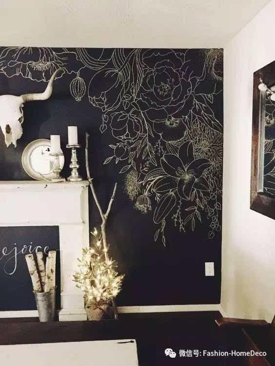 十九大墙绘设计