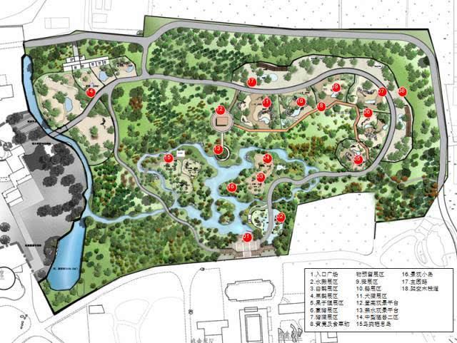 中标信息 | 上海动物园乡土动物展区项目顺利中标
