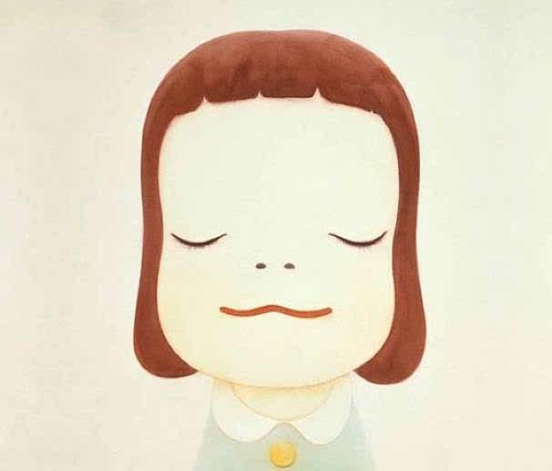 yoshitomonara/奈良美智她有娃娃音gltxt图片
