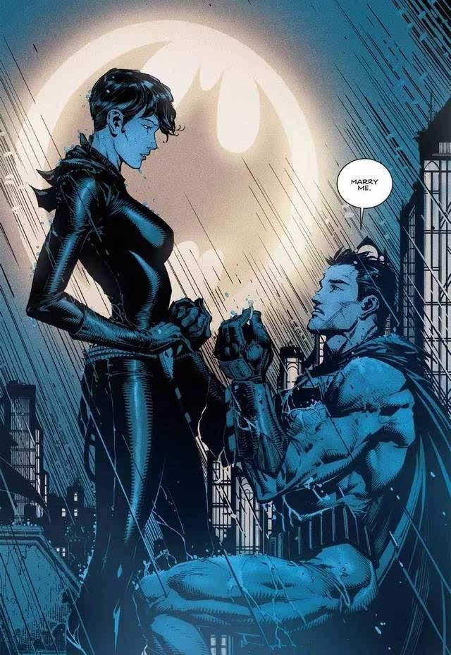 猫女会如何回应蝙蝠侠的求婚呢?《沙赞》导演确认!