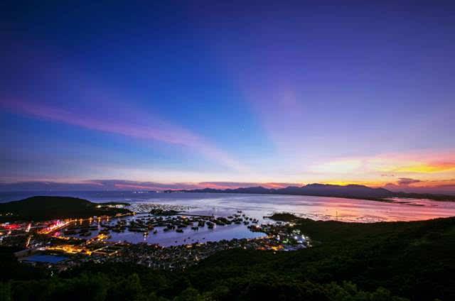 游走东方夏威夷 -- 海陵岛
