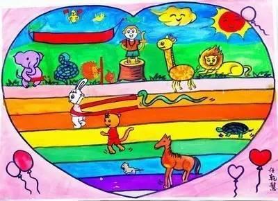 【作文●原创】 二年级 郑阳杰《森林运动会》
