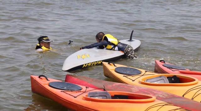 完爆水上乐园的暑期皮划艇夏令营,给孩子们一个嗨皮的保龄球店投资图片