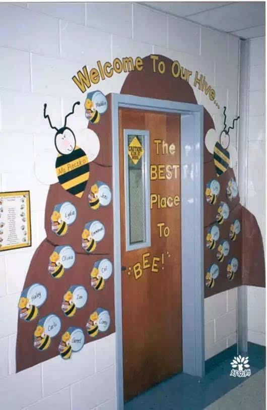 手工制作大全图片小蜜蜂幼儿园