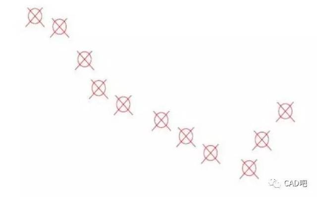 CAD体系有误后与基点模板有一个支撑差无论两个旋转坐标cad图片