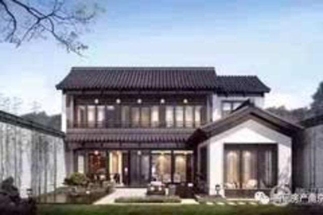 项目近期预计加推中式合院别墅,主力面积120-220平方米,预计总价350万图片