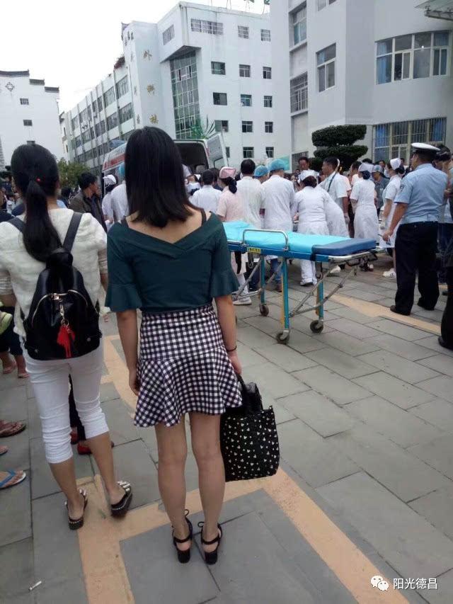 重大新闻,今日德昌发生一起惨烈车祸!