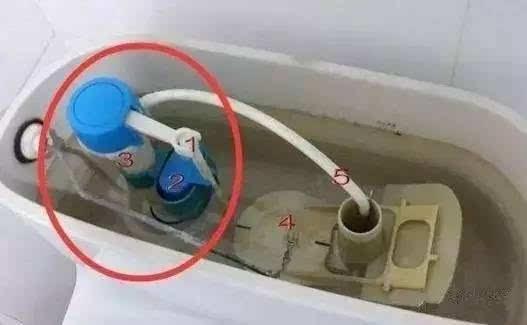 卫生间马桶上有2个冲水按钮,到底按哪一个才对 好多人都按错了