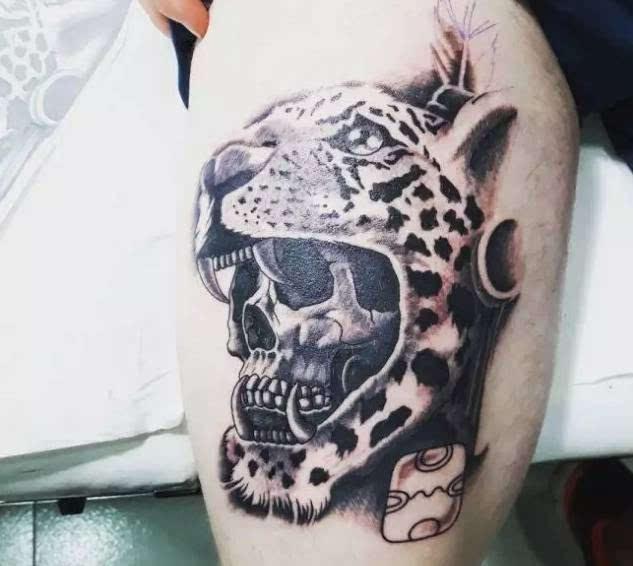 玛雅符号 | 纹身