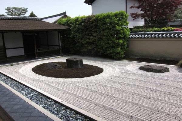 100坪庭院设计平面图