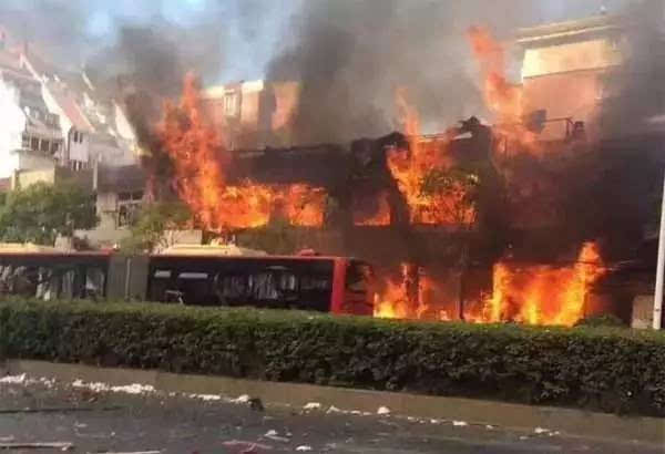 这次爆燃事故,带来的人身伤害和财产损失极为重大,教训也极为惨痛,为