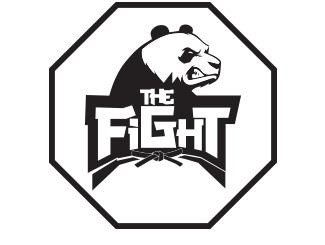 (thefight熊猫标志设计)图片