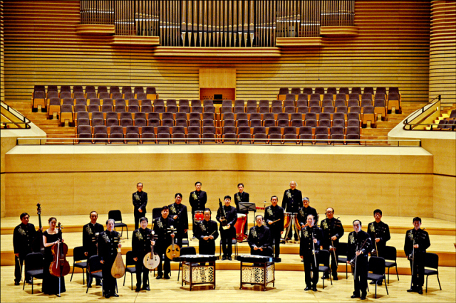 民乐合奏: 《红楼梦》选段 / 改编:李耀杰 12.
