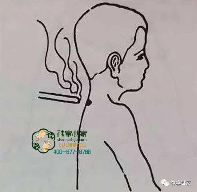 大椎血是人体哪个位置_灸大椎