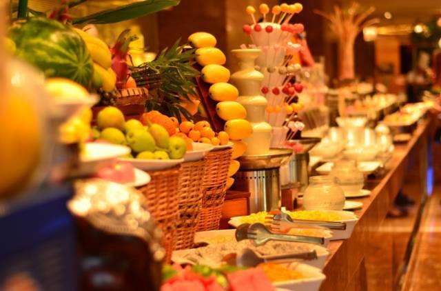 自助餐人均_幼儿园自助餐图片