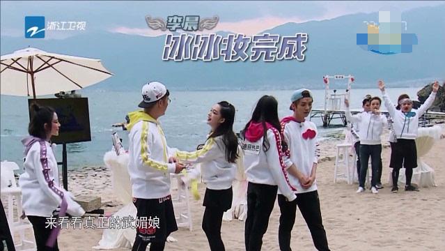 真是绝对劲爆还有比鹿晗和迪丽热巴接吻更令人向往的场景吗?