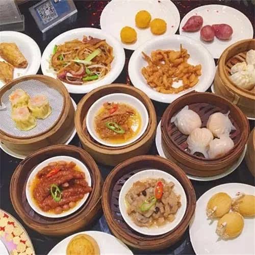 精致美味的港式茶点,让你一口飞到香港图片